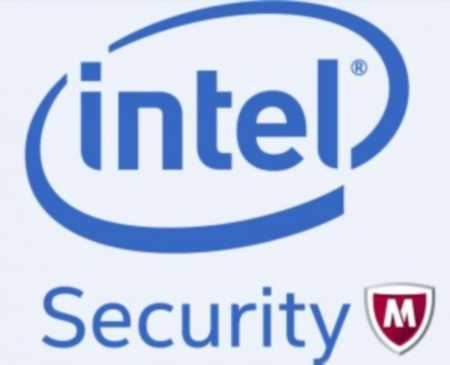 Nuevo logo Intel Security