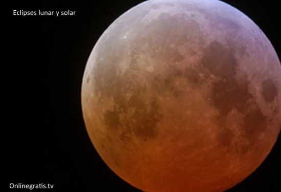 Fecha de Eclipses lunar y solar