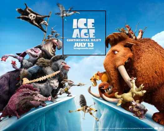 Ice Age 4 2012