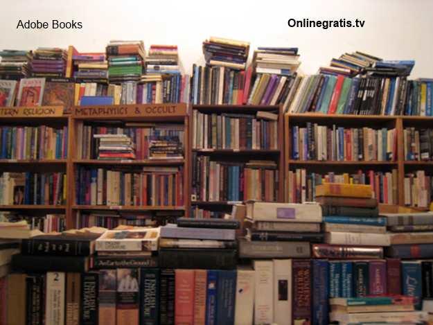 biblioteca Adobe Books