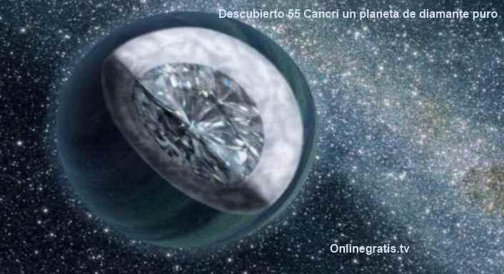 planeta de diamante puro 2012