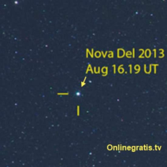 Nueva estrella agosto 2013
