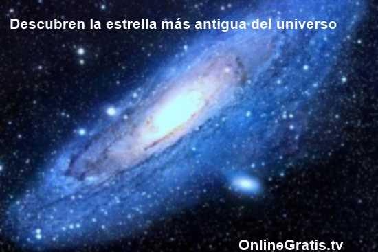 estrella más antigua del universo