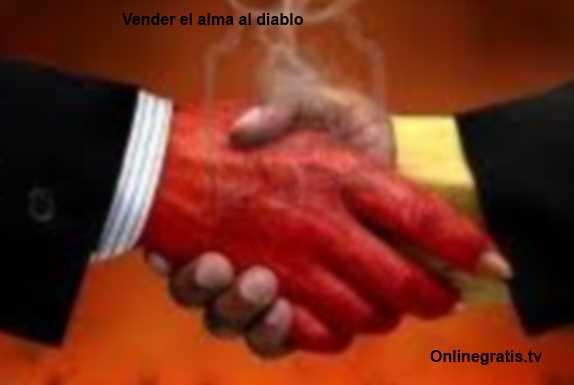 Vender el alma al diablo online
