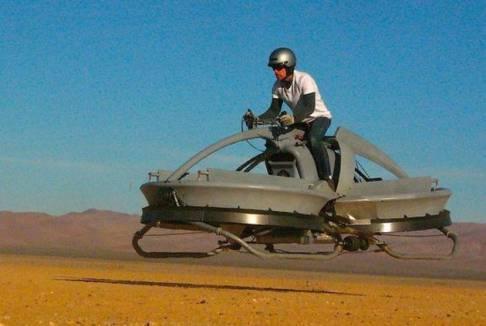 flying moto Aerofex