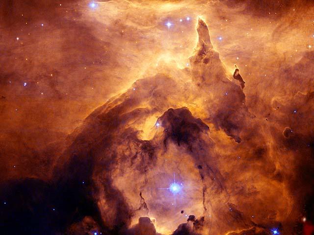 Foto donde nacen las estrellas