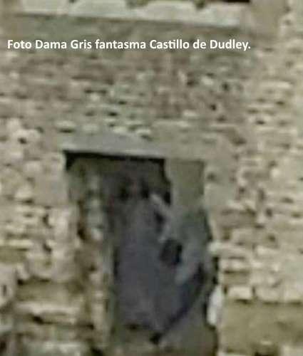 Dama Gris fantasma Castillo de Dudley