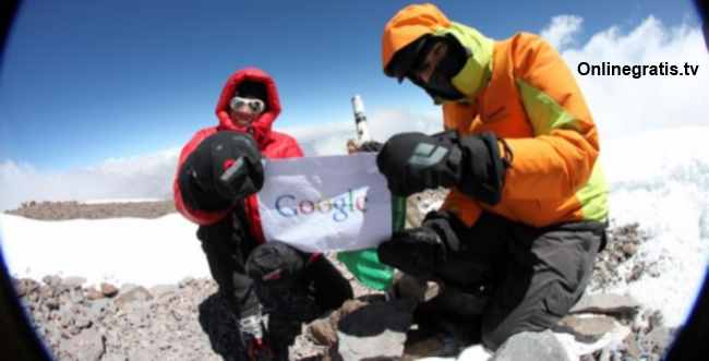 Google - Aconcagua-Google-Maps - (12 Folders) - (22 Images)