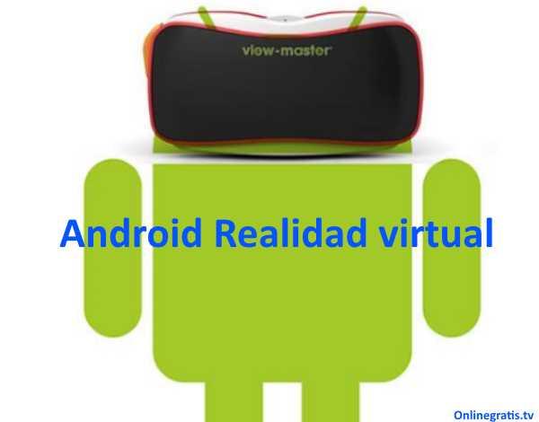 realidad virtual 2015