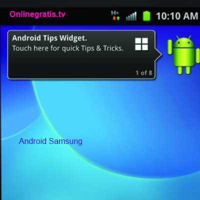 Samsung Android Google