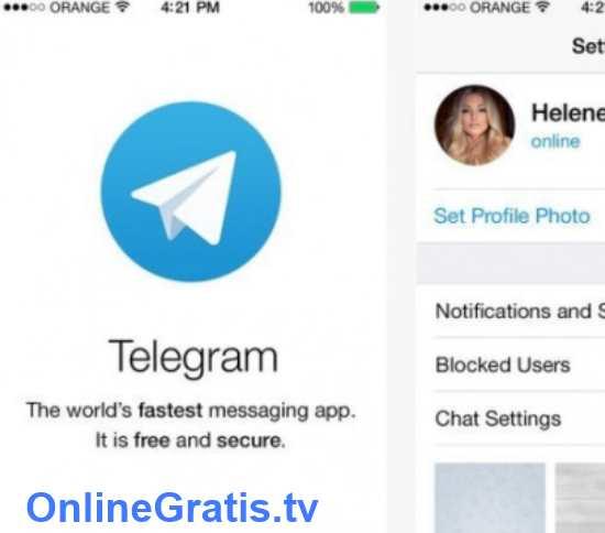 Telegram messenger alternativa whatsapp