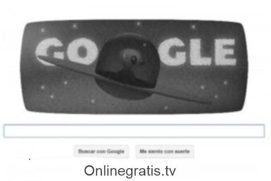 Roswell Doodle de Google