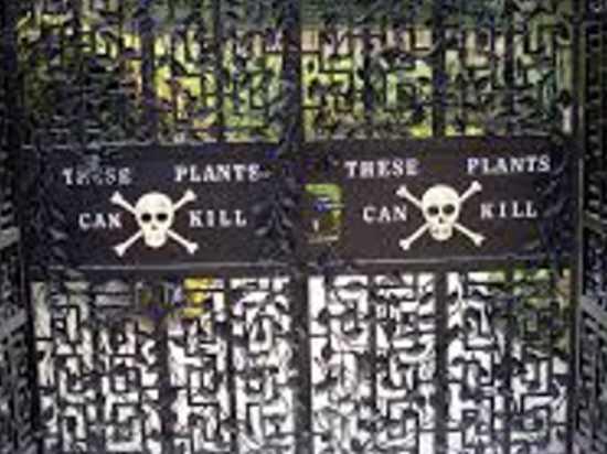 Poison Garden Alnwick, Reino Unido