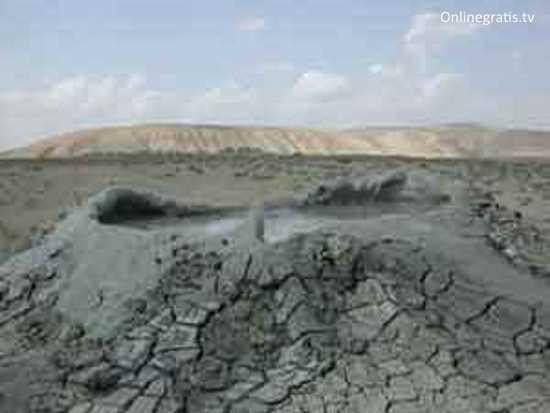 Volcanes de lodos