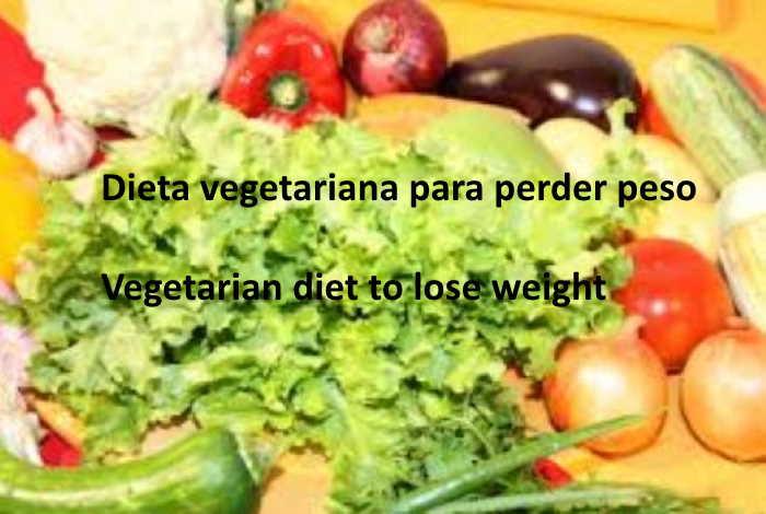 Bajar de peso sin comer carne