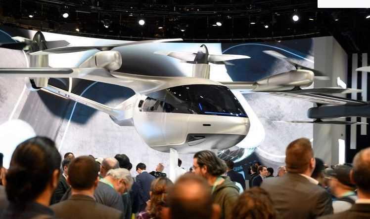 Hyundai Nuevos Coches voladores
